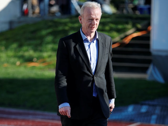 Ed Griffiths steps down as Saracens interim chief executive
