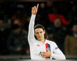 PSG 'reject fresh Atletico Madrid bid for Cavani'