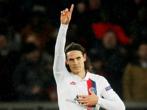 Man Utd 'in talks with free agent Edinson Cavani'