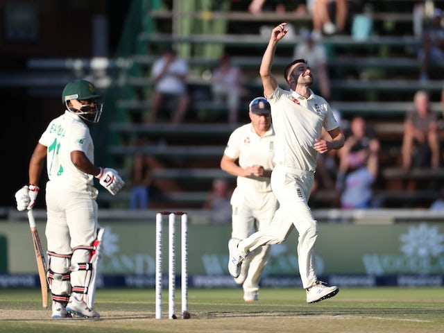 Mark Wood helps put England in complete control of fourth Test