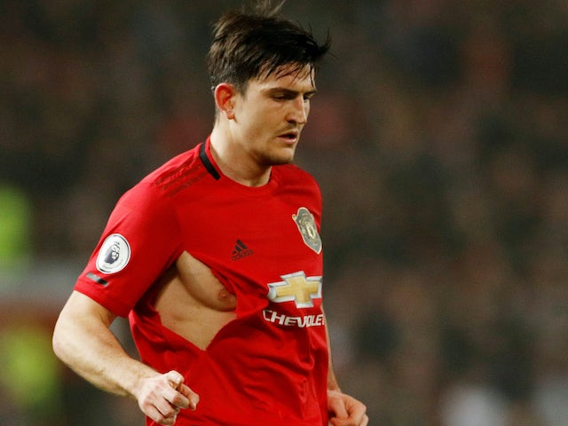 Maguire apologises to Batshuayi over kick out