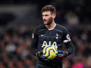 "Hugo Lloris denies ""luck"" is playing a part in Spurs' winning run"