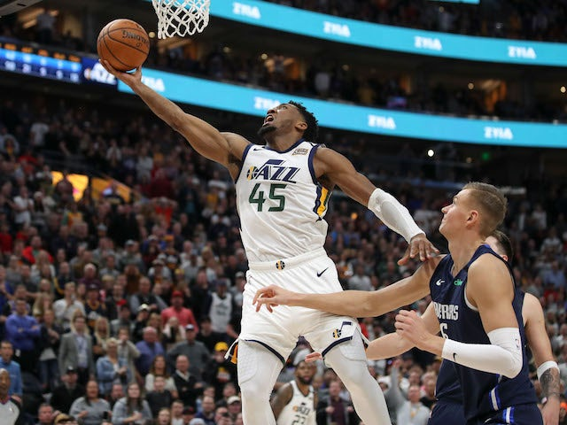 NBA roundup: Utah Jazz beat Mavericks in 14th win from 15 games