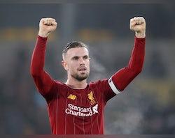 Jordan Henderson credits Jurgen Klopp mentality for Liverpool success