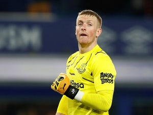 Ancelotti: 'Pickford is the best English goalkeeper'