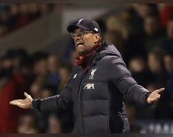 Jurgen Klopp confirms he will not be in charge for Liverpool's FA Cup replay