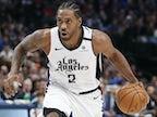Result: Kawhi Leonard inspires Clippers to victory at Mavericks