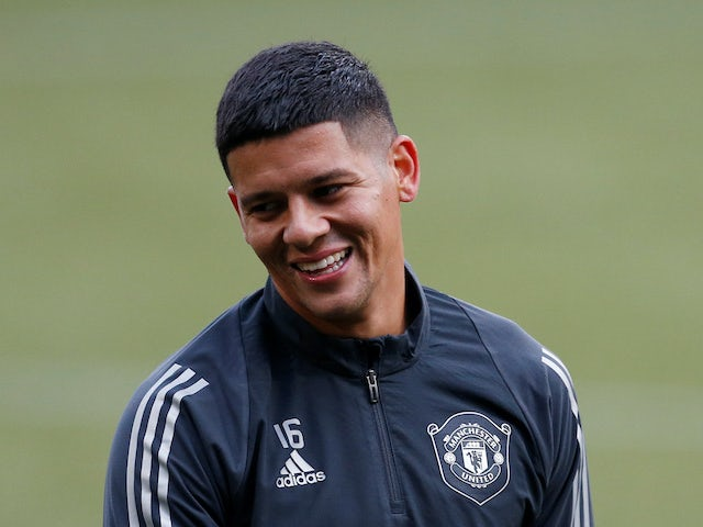 Sheffield United 'want to sign Rojo from Man United'
