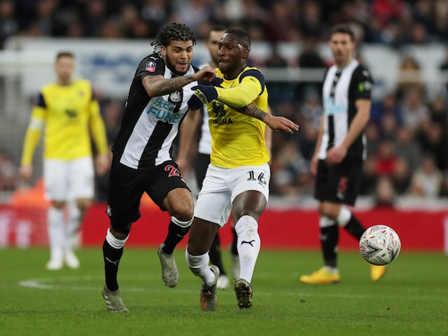 Result: Oxford United earn FA Cup replay with Newcastle