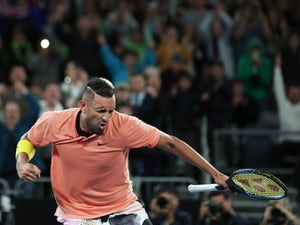 """Nick Kyrgios apologises for being """"a bit of a dickhead"""""""