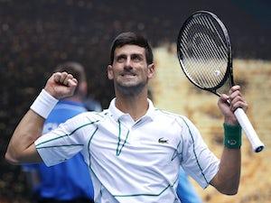 Australian Open: Federer, Djokovic ease into third round