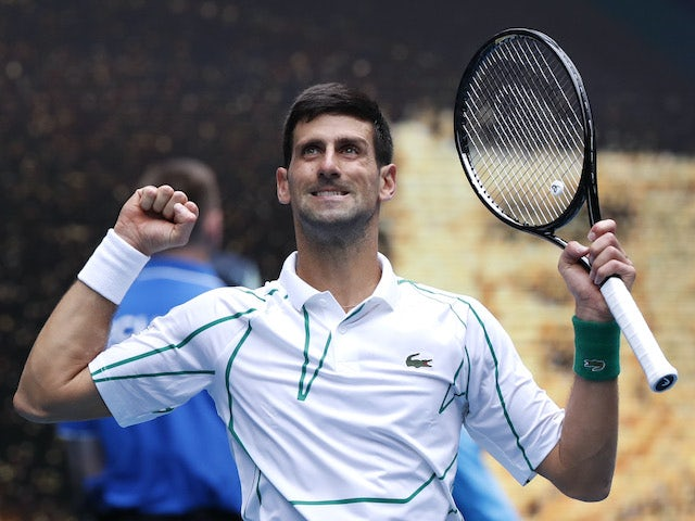 Australian Open: Federer, Djokovic ease into third round