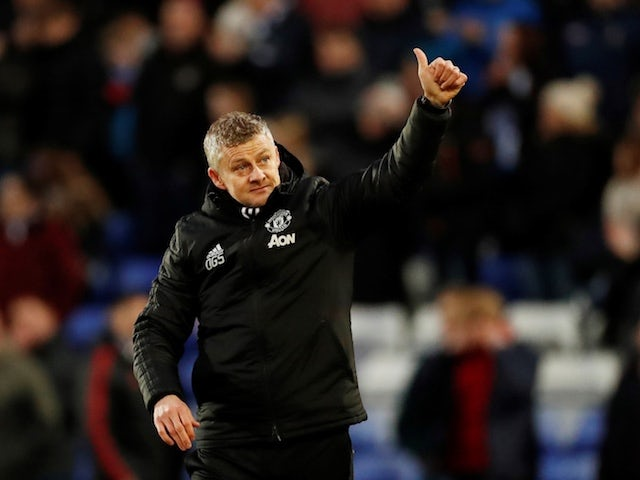 Ole Gunnar Solskjaer pleased to have