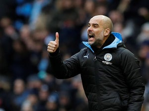 Pep Guardiola wary of Manchester United threat despite semi-final lead