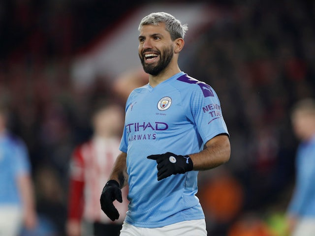 Aguero 'drops Messi transfer hint on social media'