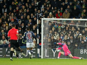 Stoke stun leaders West Brom with victory at The Hawthorns