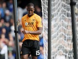 Wolverhampton Wanderers defender Willy Boly pictured in September 2019