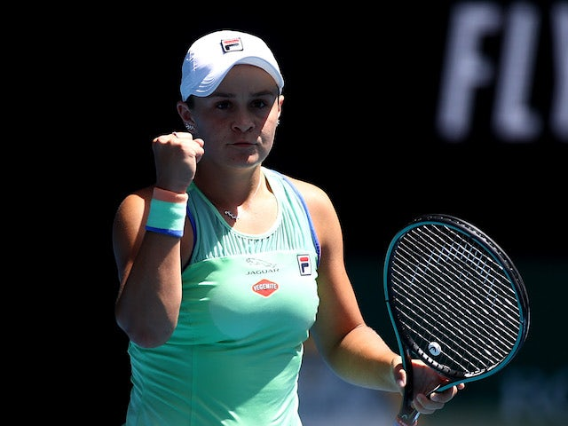 Result: Home favourite Ashleigh Barty books semi-spot at Australian Open