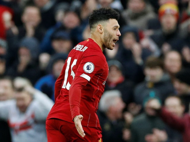 Dortmund 'interested in Liverpool's Oxlade-Chamberlain'