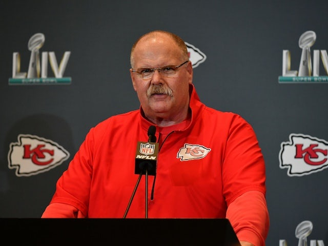 NFL players, coaches united in support for Kansas City Chiefs boss Andy Reid