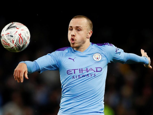 Barcelona interested in £26.5m deal for Manchester City's Angelino