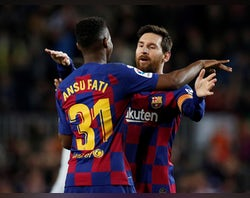 Barcelona 'make Ansu Fati decision amid transfer talk'