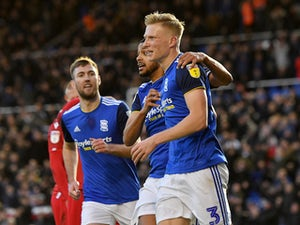 Birmingham dent Nottingham Forest playoff hopes