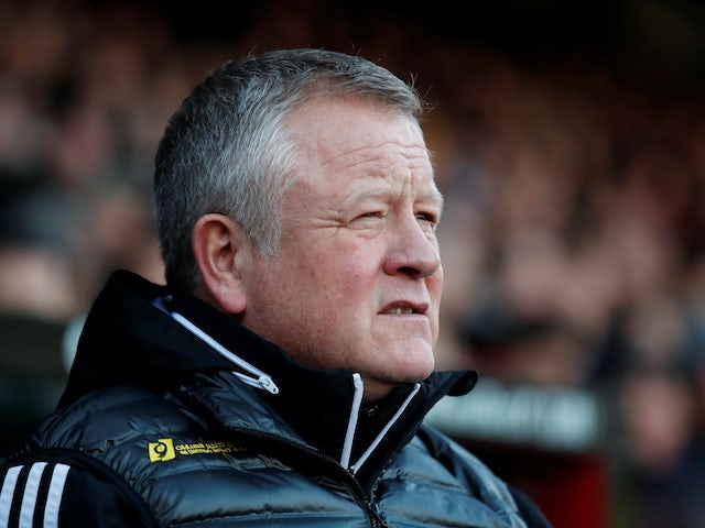 Chris Wilder insists players and managers will