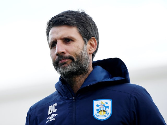 Huddersfield boss Danny Cowley on February 1, 2020