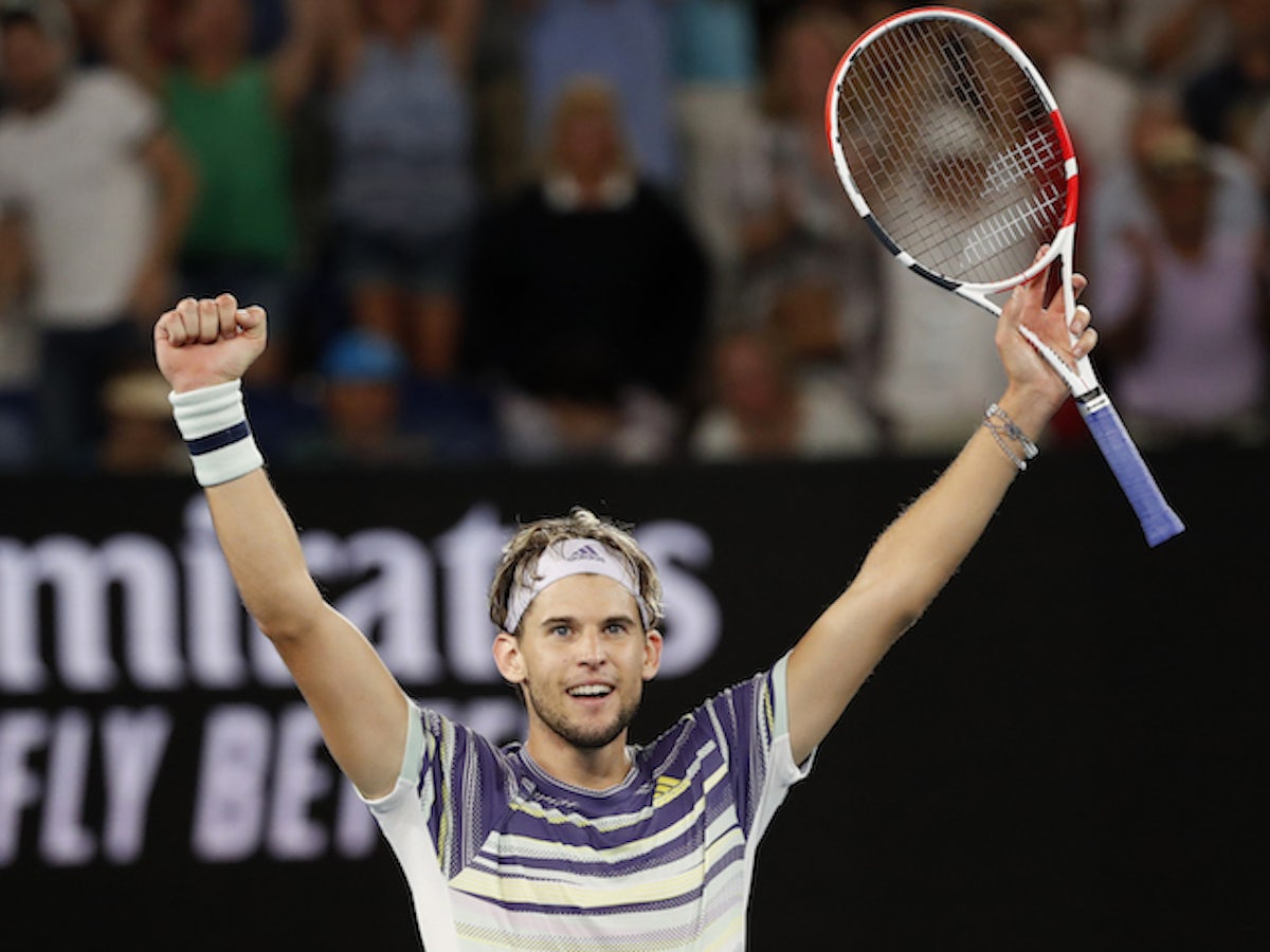 The Top 10 Rising Stars Of Tennis As Sport Looks Beyond