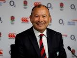 England head coach Eddie Jones pictured in January 2020