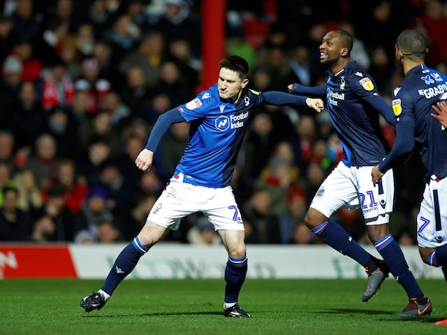 Result: Nottingham Forest up to third with Brentford win