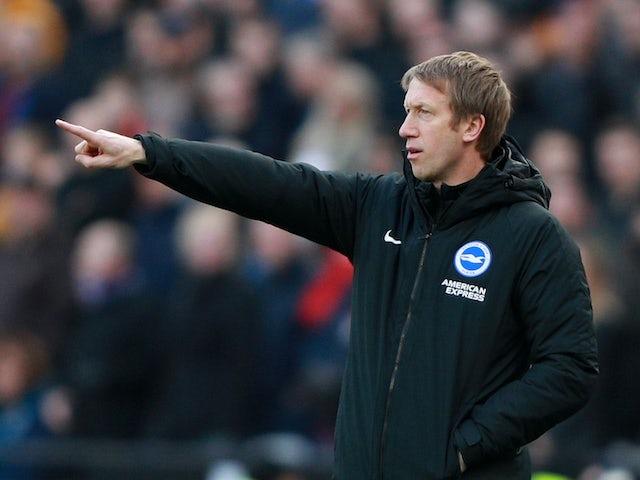 Team News: No fresh injury concerns for Brighton