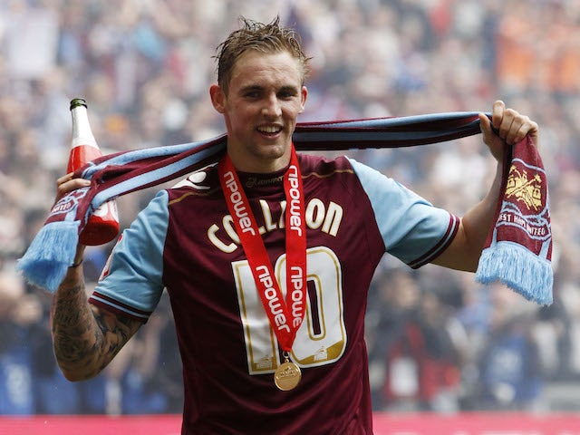 Interview: Jack Collison on West Ham's struggles, the club's best youngster and a rivalry brewing with Beckham
