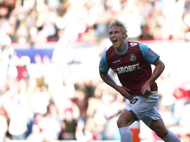 Jack Collison pictured in 2011