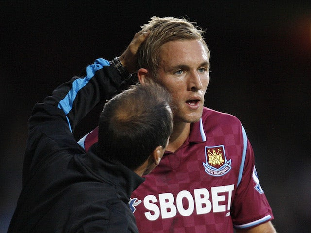 Jack Collison pictured in 2009