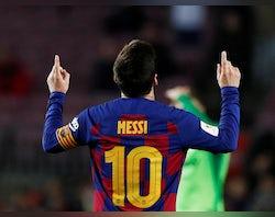 Rivaldo doubts Messi will leave Barcelona