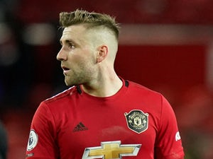 Luke Shaw sets sights on England recall for Euro 2020