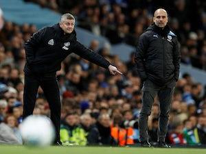 Preview: Man Utd vs. Man City - prediction, team news, lineups