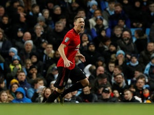 Live Commentary: Man City 0-1 (3-2 on agg) Man United - as it happened