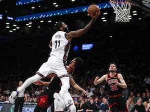 NBA roundup: Kyrie Irving scores 54 points as Brooklyn Nets beat Chicago Bulls