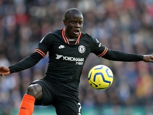 Coronavirus latest: N'Golo Kante skips Chelsea training over safety fears
