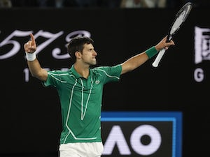 "Novak Djokovic admits he was ""on brink of losing"" Australian Open final"