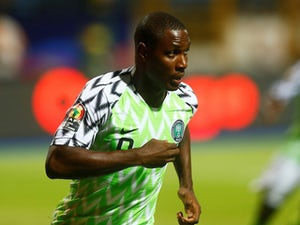 Kanu: 'Ighalo can fill Lukaku void'