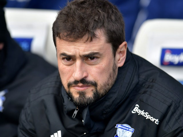 Birmingham boss Pep Clotet on February 1, 2020