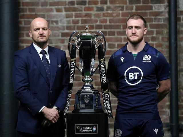 Stuart Hogg backs Scotland to cause Six Nations upset against Ireland in Dublin