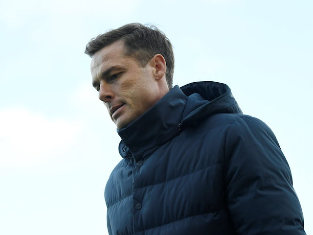 Fulham boss Scott Parker on February 1, 2020