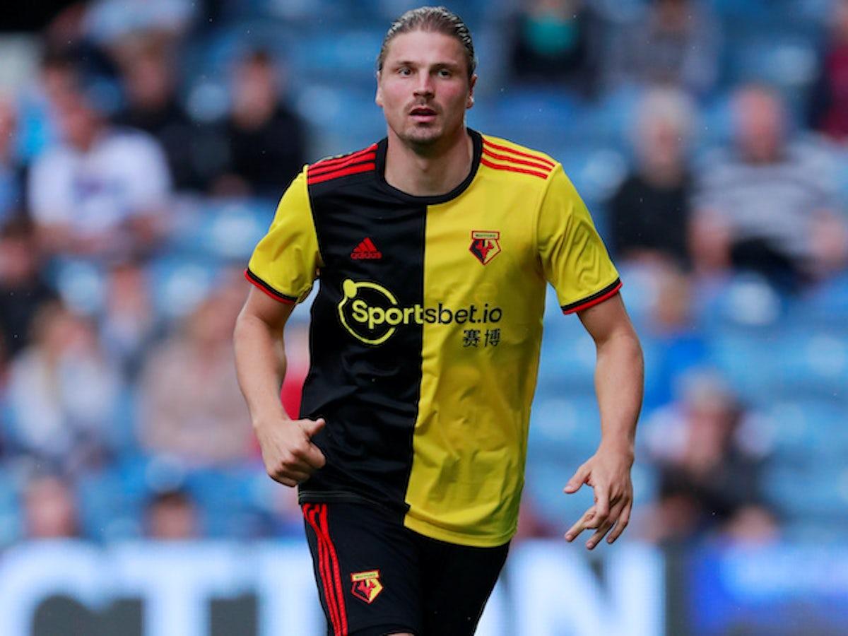 Sebastian Prodl released by Watford - Sports Mole