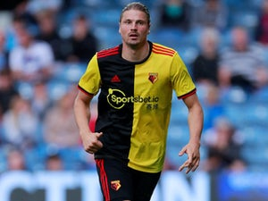 Sebastian Prodl released by Watford