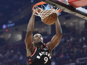 NBA roundup: Raptors beat Cleveland for ninth straight win